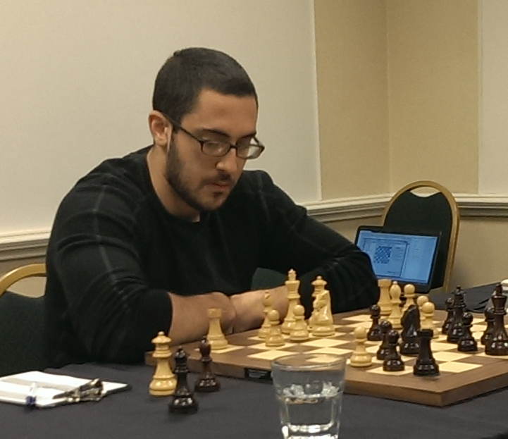 Aaron Kahn, 59th Maryland Open Champion
